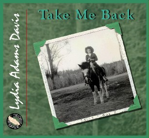 Take Me Back CD cover