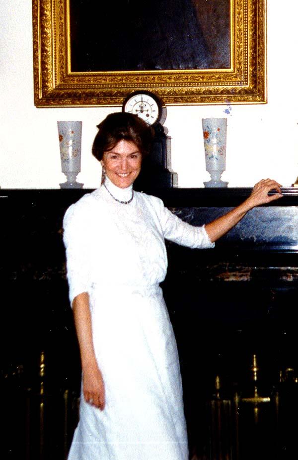 Lydia at Crawford House